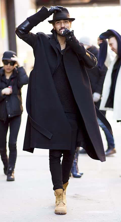 Long Down Coat Outfits(17)