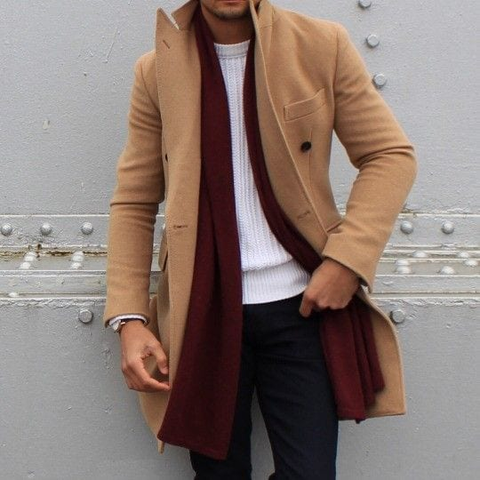 Long Down Coat Outfits(4)