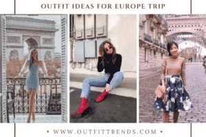 Europe Travel Outfits 15 Ideas for What to Wear in Europe Now