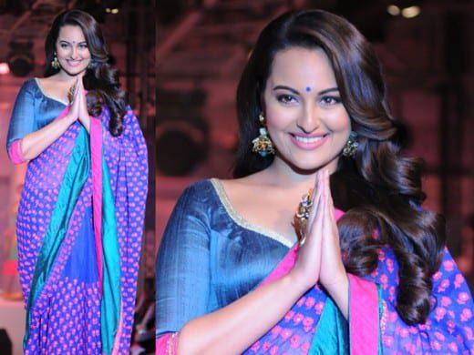 Saree for Plus size Women