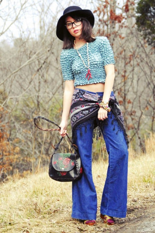 Outfits With Bell Bottom Pants 23 Ideas To Wear Bell Bottom