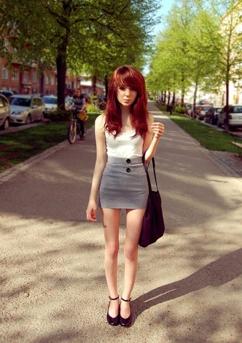 Cute Outfits for Red Haired Girls (19)