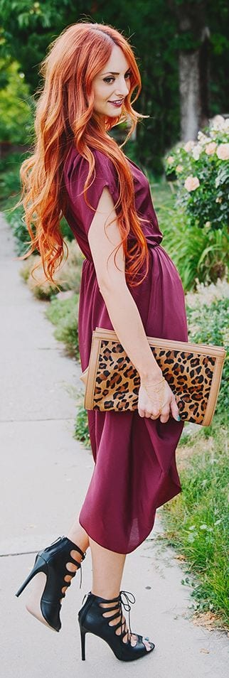Cute Outfits for Red Haired Girls (10)