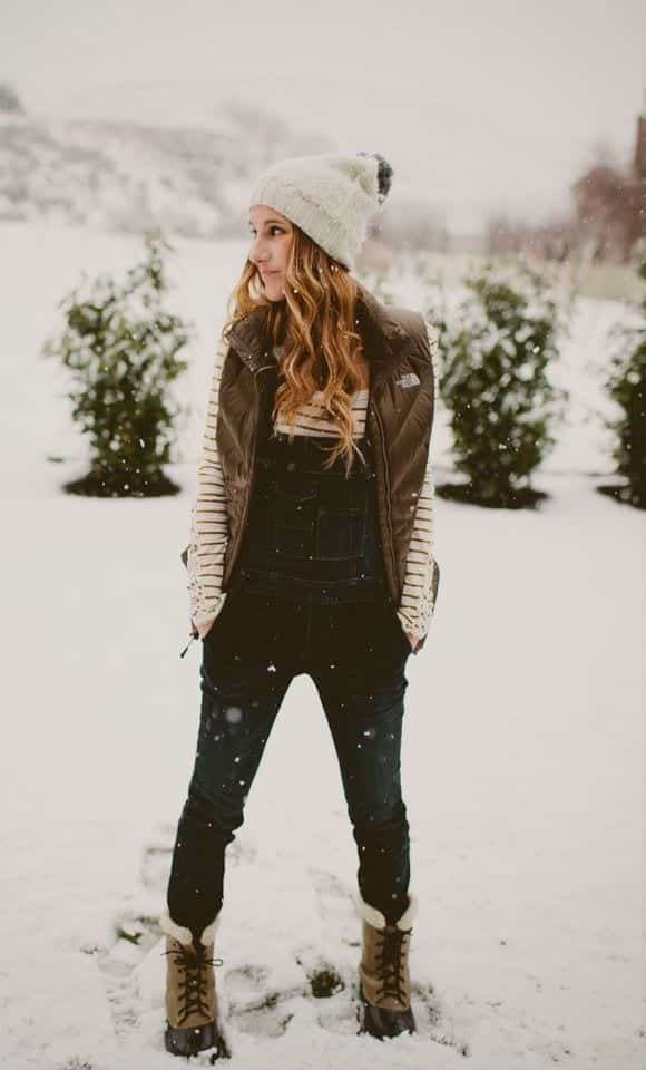 Snow Day Stylish Outfits 18 Ideas What To Wear For Snow Day