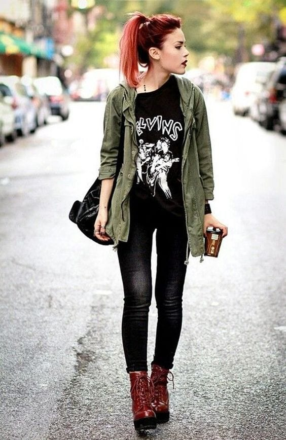 Cute Outfits for Red Haired Girls (3)