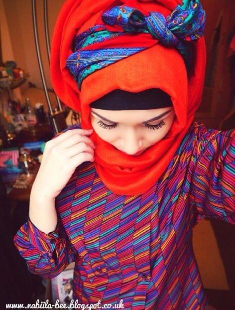 Hijab Styles (19)