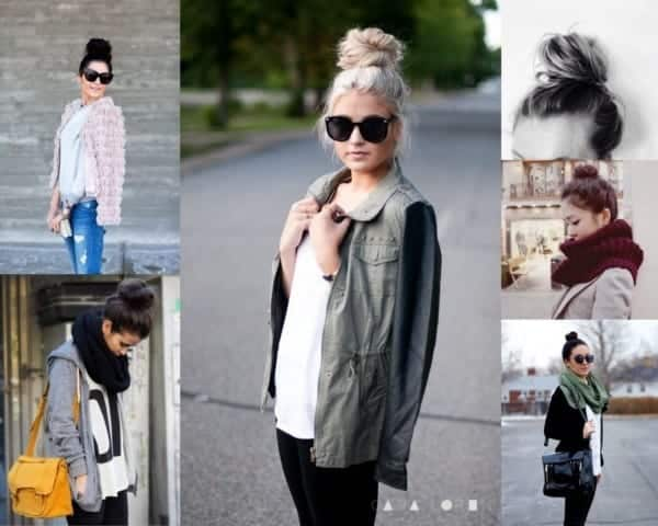 50-Cute-Top-Knot-Bun-Hairstyle-Outfit-Combos0151