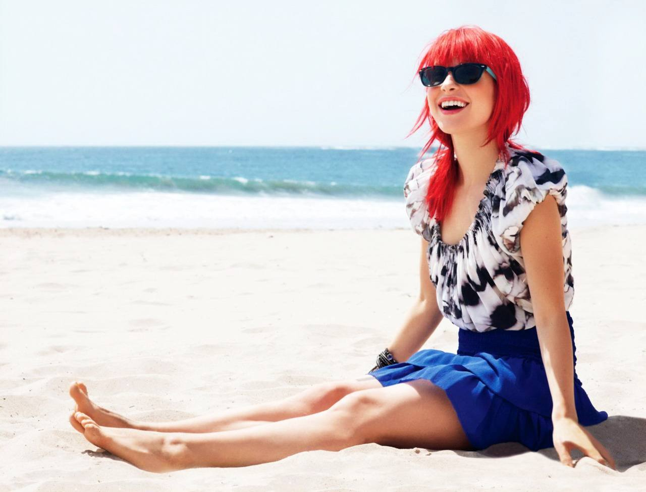 Cute Outfits for Red Haired Girls (14)