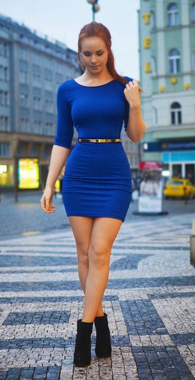 Cute Outfits for Red Haired Girls (11)