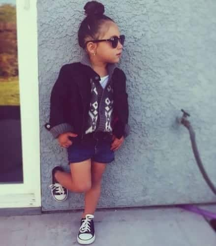 Kids swag outfits with converse shoes