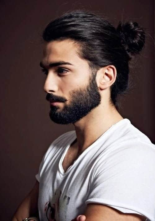 Boys Pony Hairstyles 18 Latest Pony Hair Styling Ideas Men