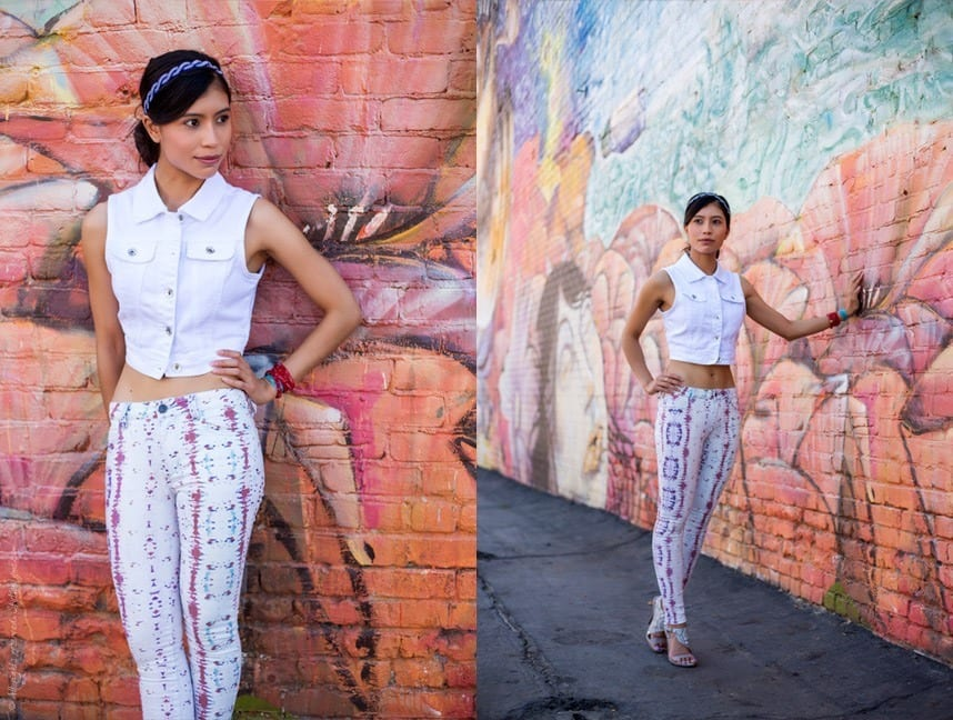 Fashion-Blogger-White-Printed-Pants-Outfit