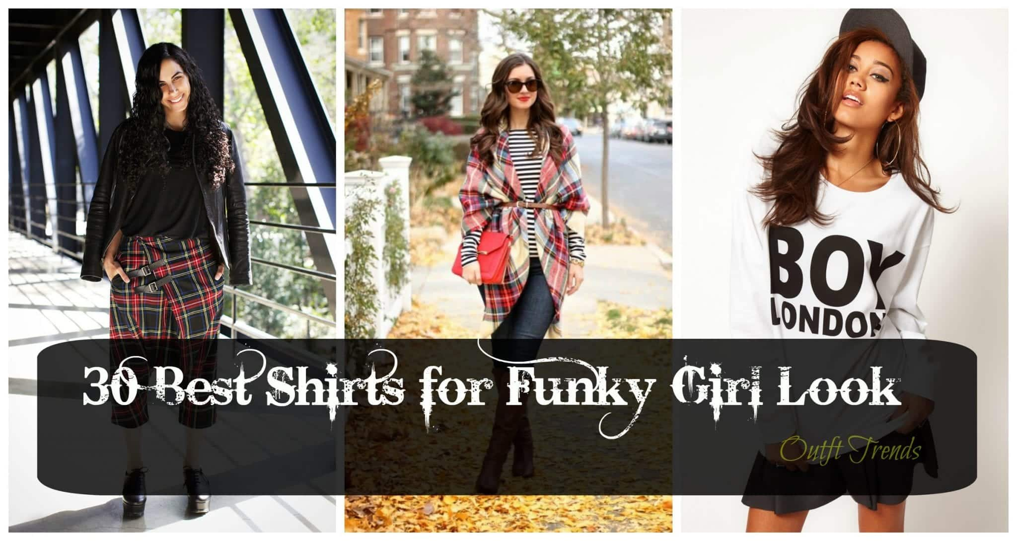 Funky tee shirts for Girls