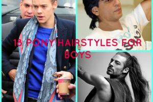 Hairstyle For Boys