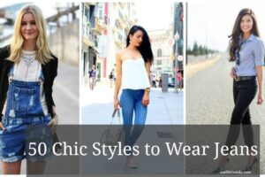 Ideas to wear jeans with style (1)