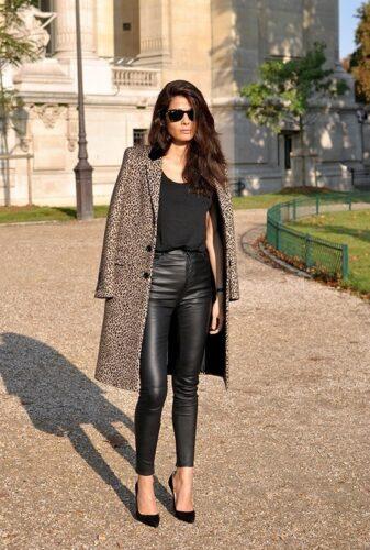 Le-Fashion-Blog-Paris-Street-Style-Barbara-Martelo-Leopard-Coat-Leather-Pants-Black-Pumps-Via-Trendy-Crew