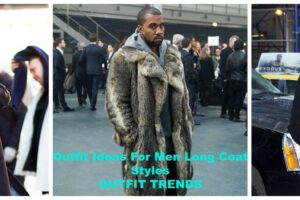 Men Long Coat Styles