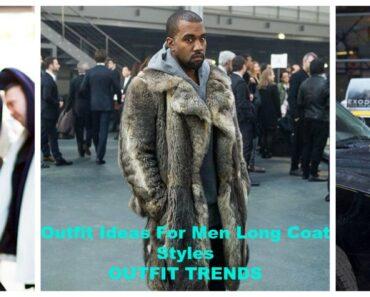 Men Long Coat Styles