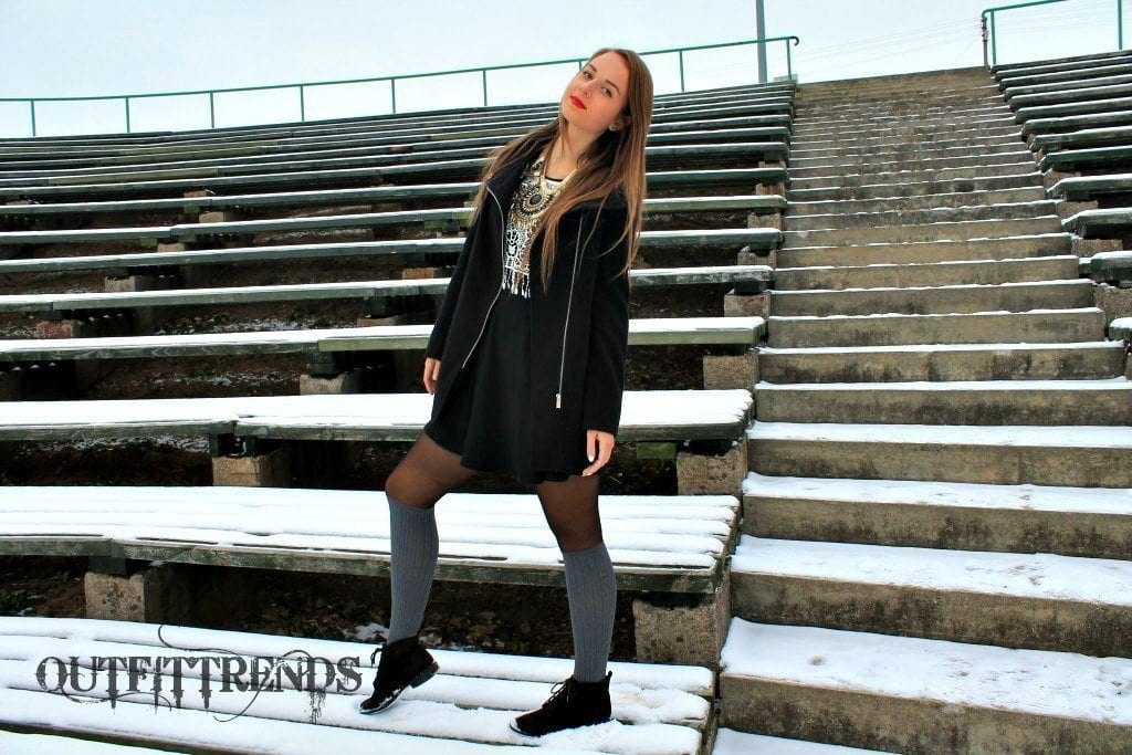 Best Winter Birthday Party Outfit For Teen Girls