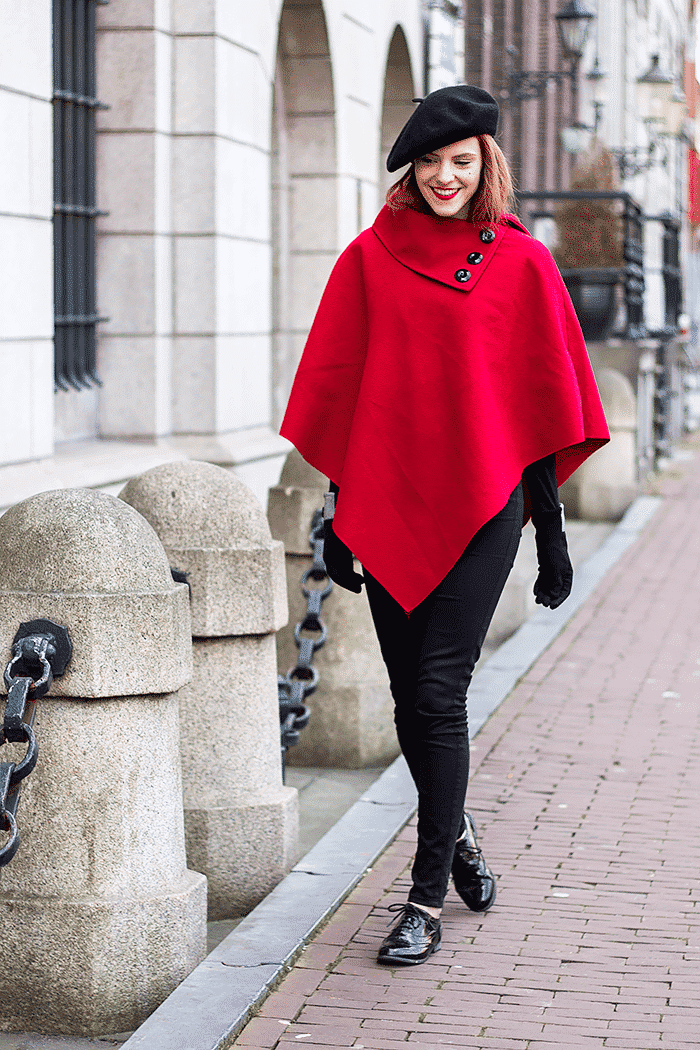 cape outfit