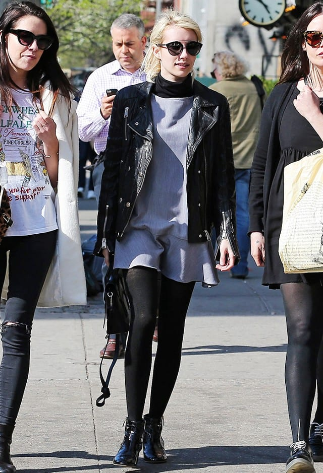 how to wear black tights (21)
