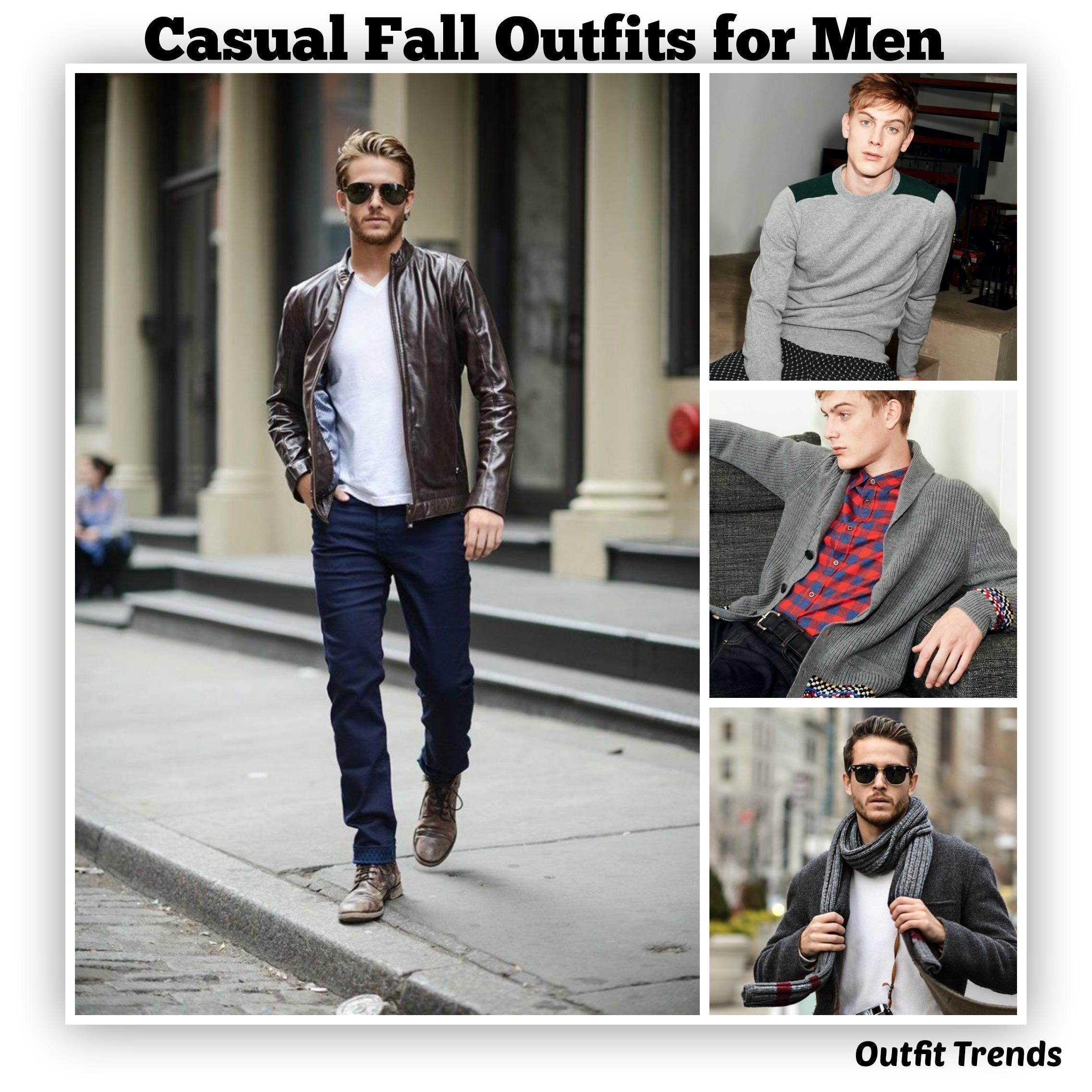 fall outfits men