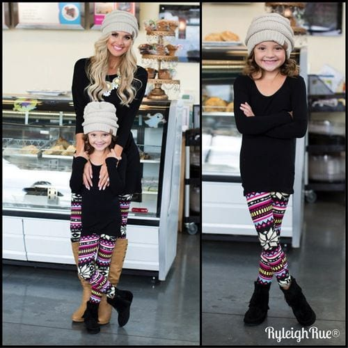matching dresses for mothers and daughters (9)