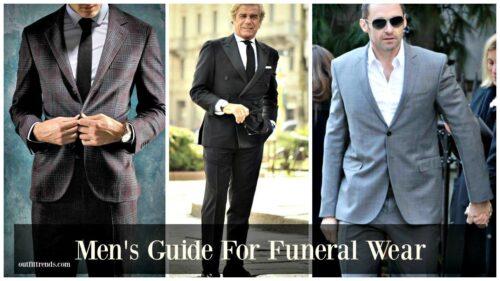funeral wear