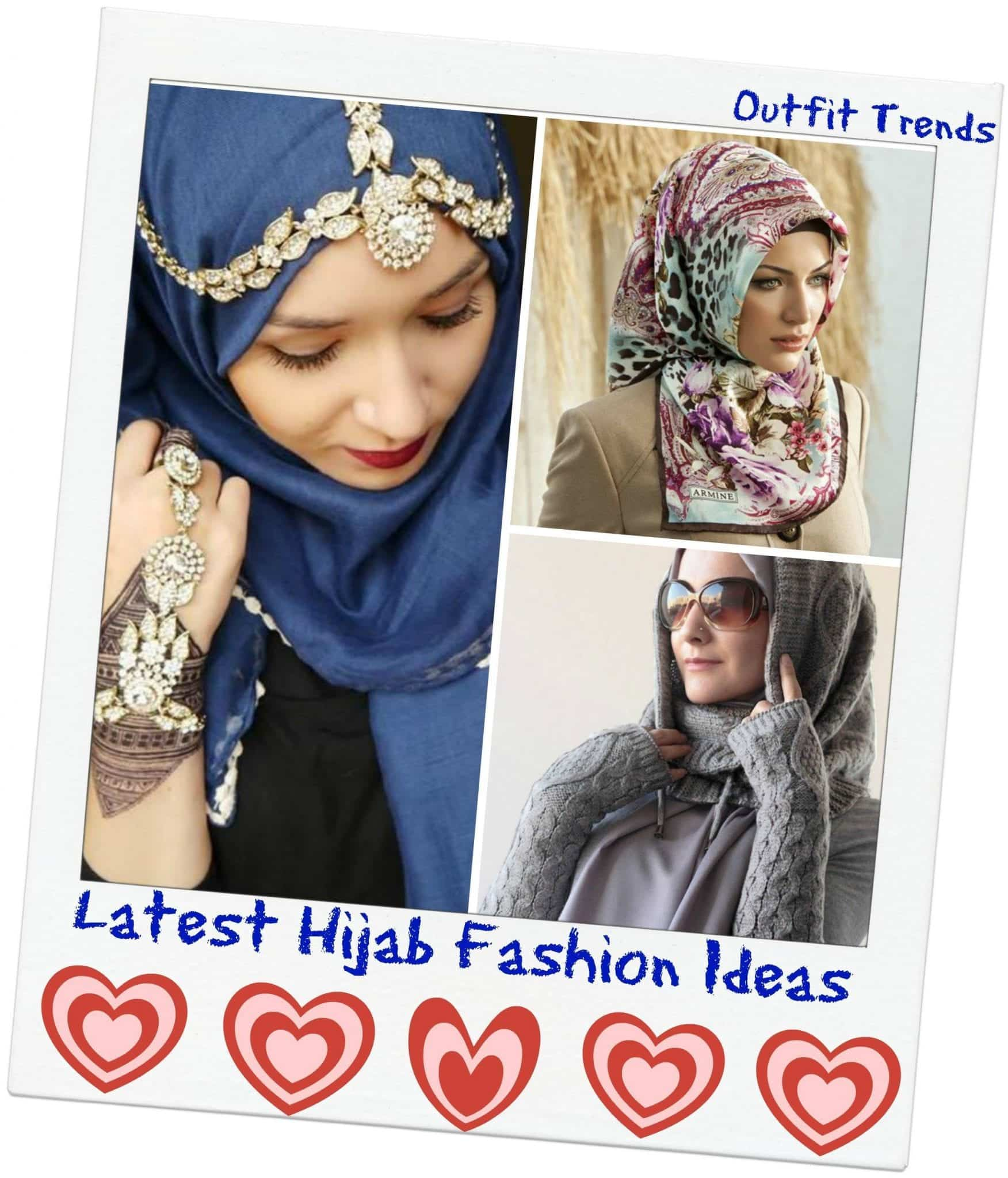 2019 year looks- Hijab latest style trends