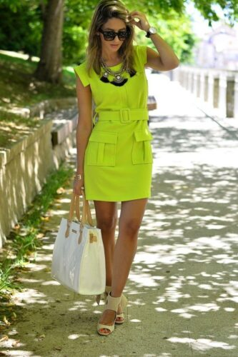 how to wear outfits with waist belts (18)