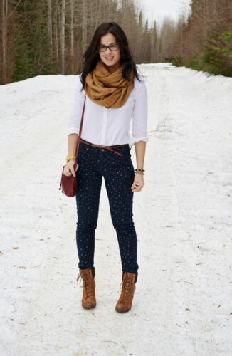 how to wear outfits with waist belts (3)