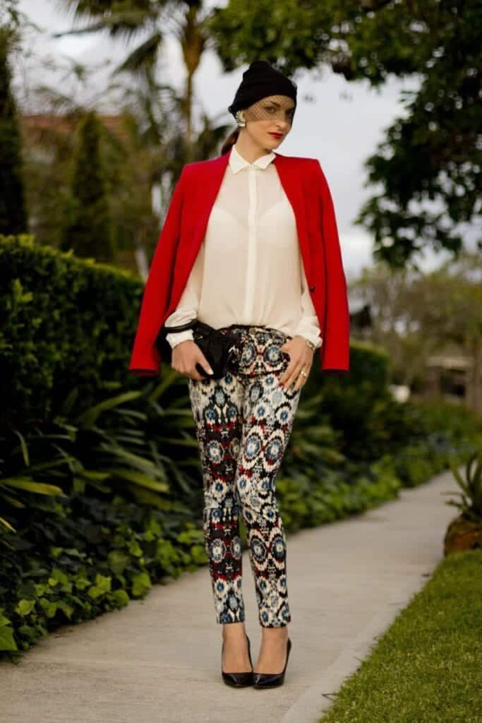 how-to-wear-printed-pants-chic-style-sydney-blog