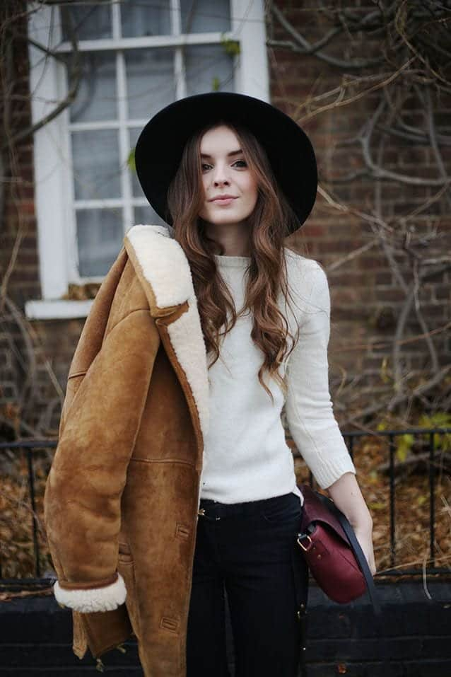 winter outfits with jumpers (17)