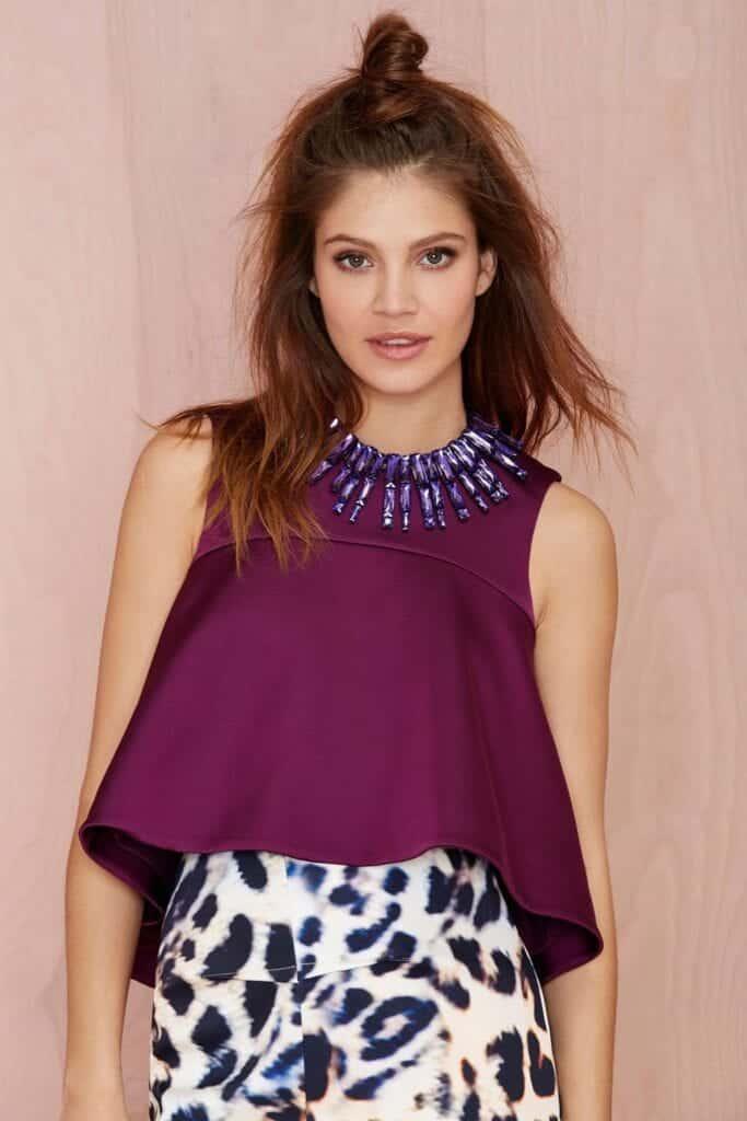 nasty-gal-top-knot-purple-shirt-main