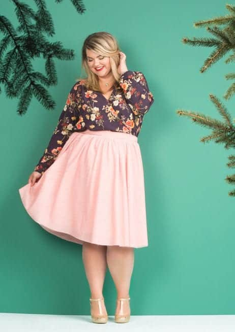 pink outfits for plus size girls (3)