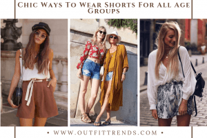 shorts outfits for women