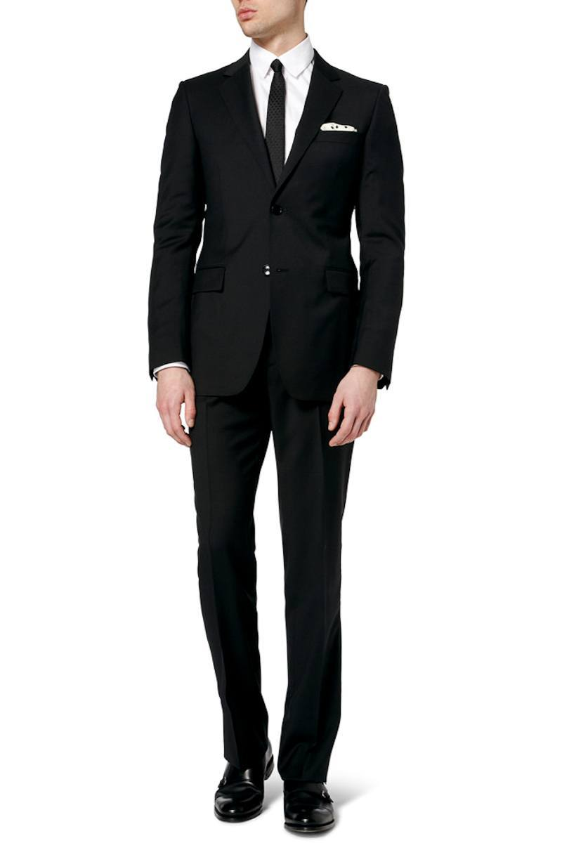 066799b4d02 What to Wear to a Funeral - 14 Proper Funeral Men Attire
