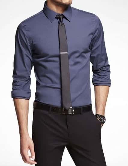 what-to-wear-at-a-funeral-men-shirt