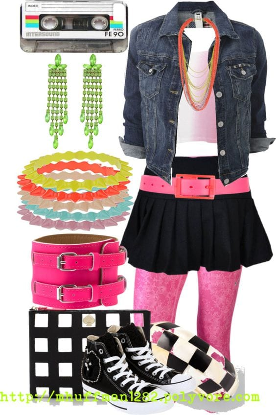 80's theme party outfit ideas (20)
