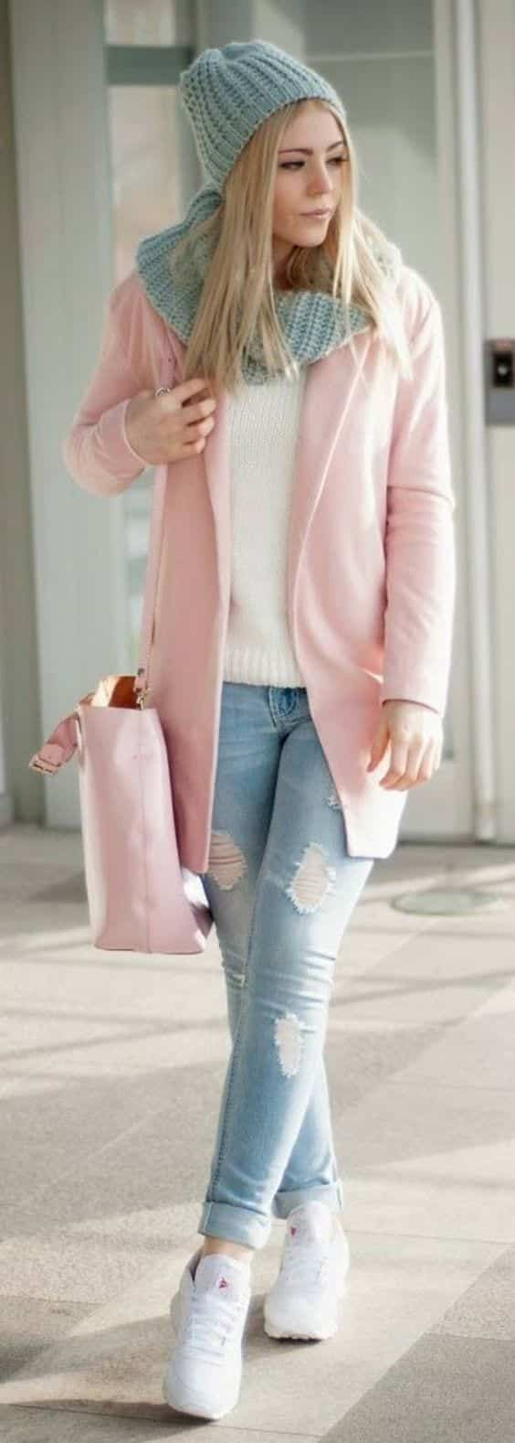 Pantone Color Inspired outfits (4)