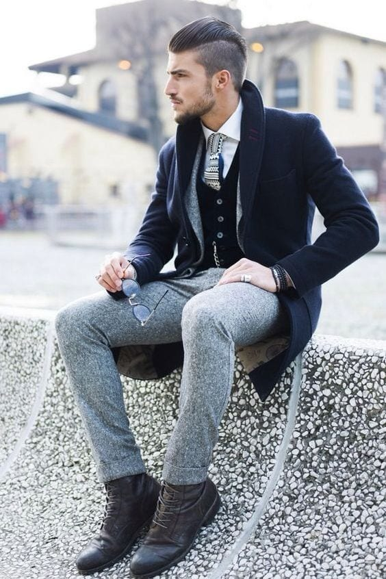How to Wear Formal Shoes Styles (4)