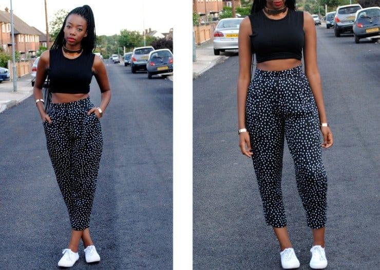 Black Teenage Girls Fashion (1)