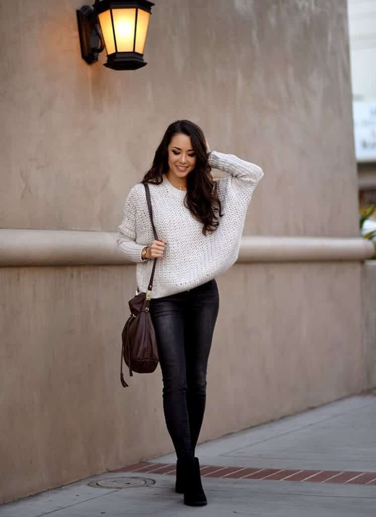 Cute outfits to wear in winters (8)