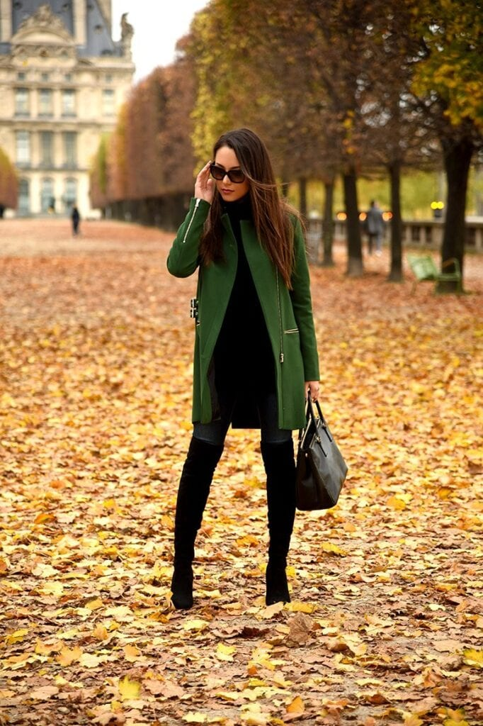 Cute outfits to wear in winters (7)