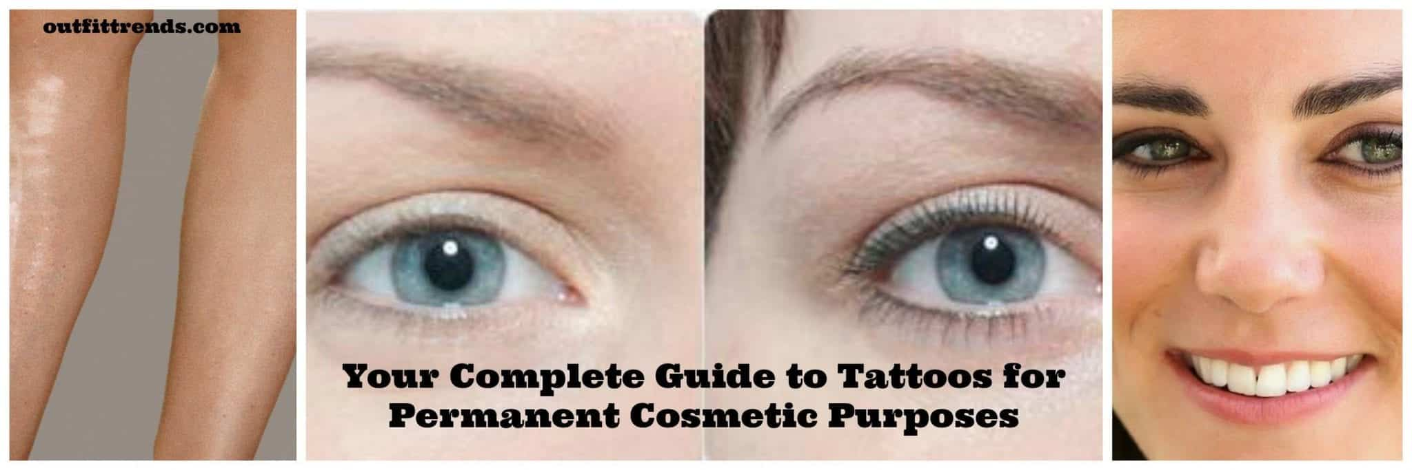 permanent cosmetic tattoos