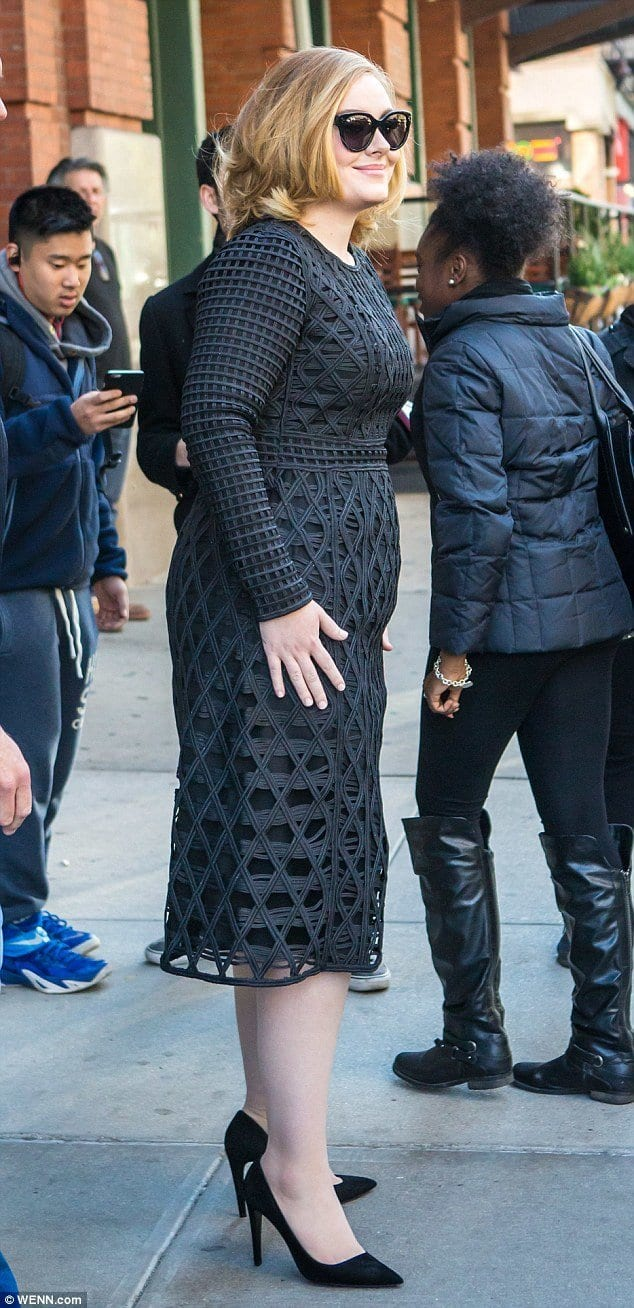 20 best adele outfits every plus size woman should follow