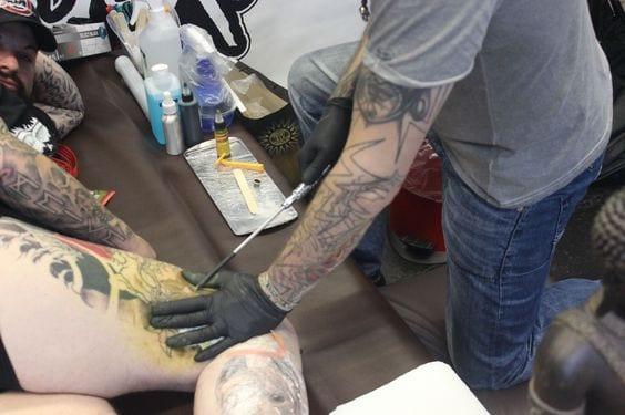 Amazing Tebori Irezumi Tattoos (8)