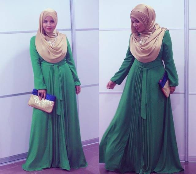 7a42aa0f016 Hijab Engagement Dress-Top 27 Engagement Dresses for Hijabis