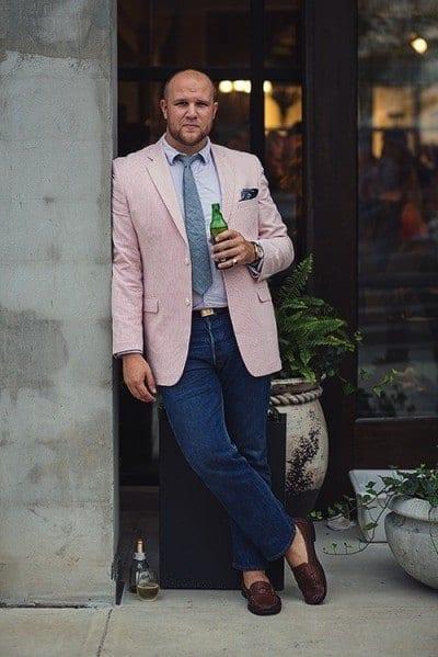 Dressing with Blazers (2)
