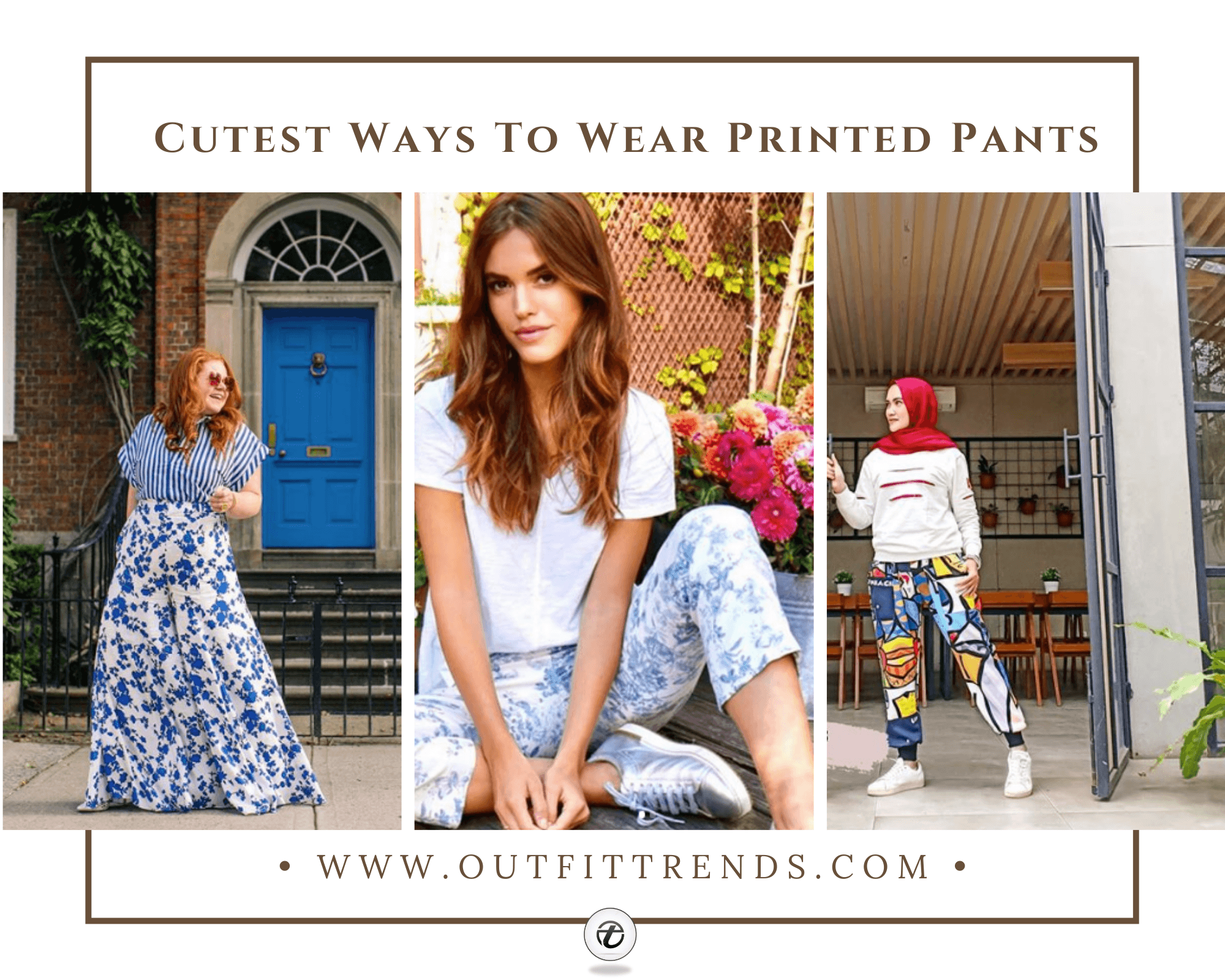 Printed Pants Outfits 23 Ideas On How To Wear Printed Pants